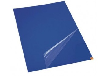 Sticky Mat 66cm X 114cm With 30 Layers/Mat - Blue