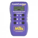 LANCaster 1000 Cable Tester And Wire Map Certifier