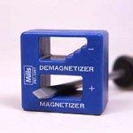Magnetizer/Demagnitizer For Screwdriver