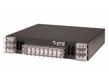 -48V Switched 2x100A Inputs / 4x70A Outputs