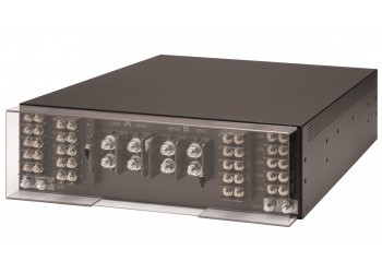 -48V Switched 2x300A Inputs / 10x125A Outputs