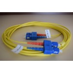FO Patch Cord 9/125 Dpx OS2 2.0mm SC/UPC-SC/UPC-3m LSOH