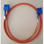 FO Patch Cord 62.5/125 Dpx OM1 2.0mm SC/UPC-SC/UPC-3m LSOH
