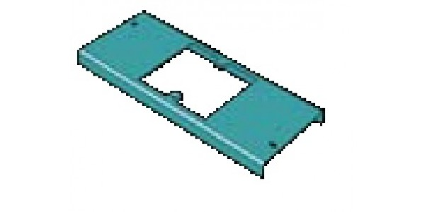 Plate For 1 X 1 Gang Outlet