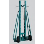 CABLE DRUM TRESTLE, HYDRAULIC, 10000Kg Capacity